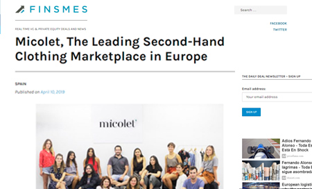 Micolet - MICOLET Reviews | Buy second-hand clothes online